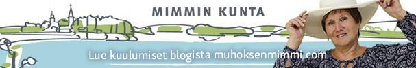 Muhoksen Mimmi 2016-2018 Helena Repo